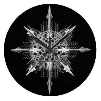 ERNST HAECKEL: Acanthophracta Round Wall Clock