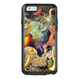 Ernst Haeckel | Actiniae OtterBox iPhone 6/6s Case