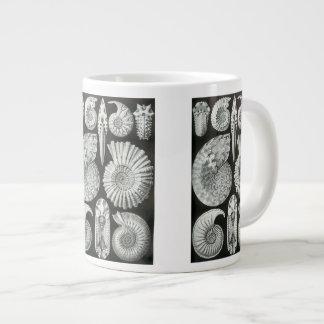 Ernst Haeckel - Ammonitida Large Coffee Mug