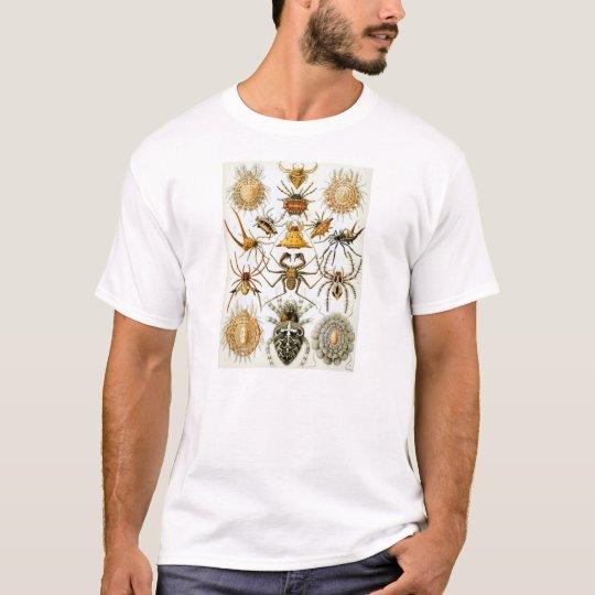 Ernst Haeckel - Arachnida T-Shirt