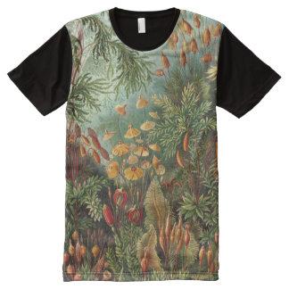Ernst Haeckel Art Print:Muscinae All-Over-Print Shirt