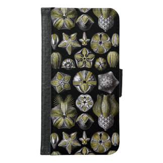 Ernst Haeckel Blastoidea Wallet Phone Case For Samsung Galaxy S6