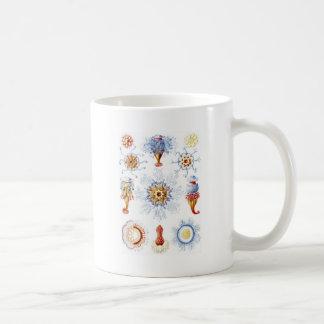 Ernst Haeckel Colorful Siphonophorae 2 Coffee Mug