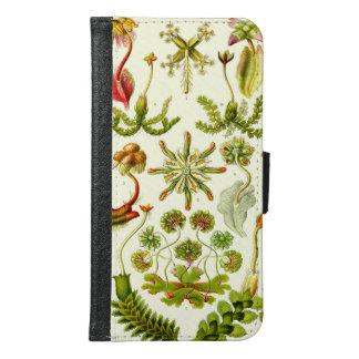 Ernst Haeckel Hepaticae Wallet Phone Case For Samsung Galaxy S6