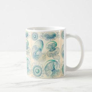 Ernst Haeckel | Leptomedusa | Thecate Hydroids Coffee Mug
