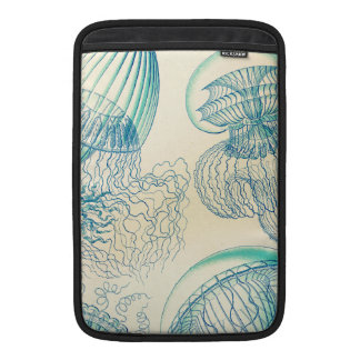 Ernst Haeckel | Leptomedusa | Thecate Hydroids Sleeves For MacBook Air
