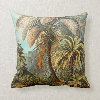Ernst Haeckel Palms two sided pillow