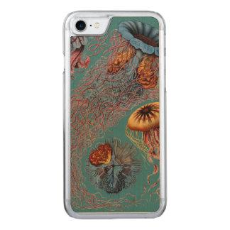 Ernst Haeckel's Discomedusae Carved iPhone 7 Case