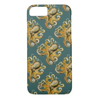 Ernst Haeckel's Octopus iPhone 7 Case