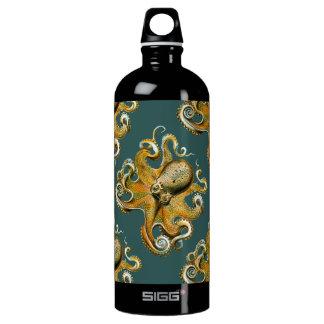 Ernst Haeckel's Octopus Water Bottle