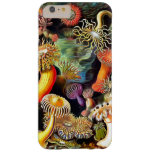 Ernst Haeckel Sea Anemones Vintage Art Barely There iPhone 6 Plus Case