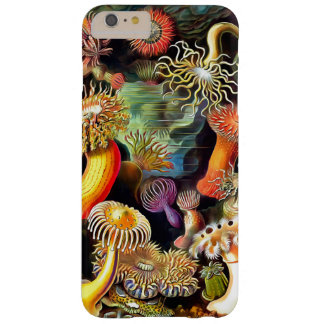 Ernst Haeckel Sea Anemones Vintage Art Barely There iPhone 6 Plus Case