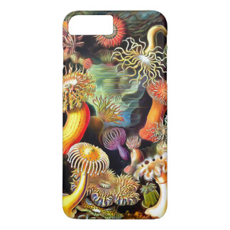 Ernst Haeckel Sea Anemones Vintage Art iPhone 7 Plus Case
