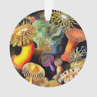 Ernst Haeckel Sea Anemones Vintage Art Ornament