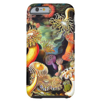Ernst Haeckel Sea Anemones Vintage Art Tough iPhone 6 Case