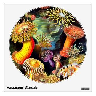 Ernst Haeckel Sea Anemones Vintage Art Wall Decor