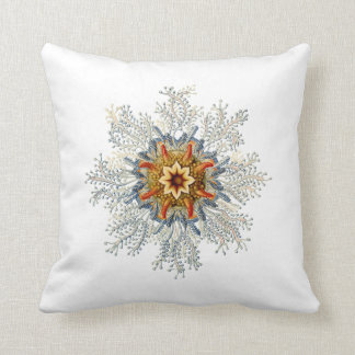 Ernst Haeckel Siphonophorae (1)  two sided pillow