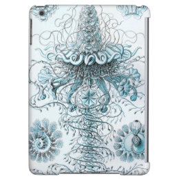 Ernst Haeckel Siphonophorae Jellyfish Bluebottle iPad Air Case