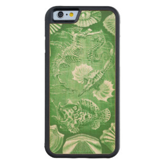Ernst Haeckel Teleostei Funda De iPhone 6 Bumper Arce