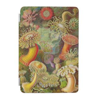 Ernst Haeckel's Actinae Ocean Life iPad Mini Cover