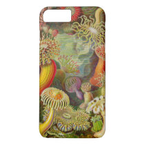 Ernst Haeckel's Actinae Ocean Life iPhone 8 Plus/7 Plus Case