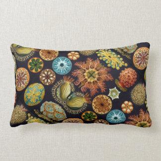Ernst Haeckel's Ascidiae Ocean Life Throw Pillow