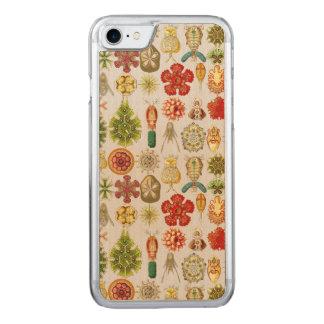 Ernst Haeckel's Oceanic Wonders Carved iPhone 7 Case
