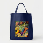 Ernst Haeckel's Sea Anemones Canvas Bag