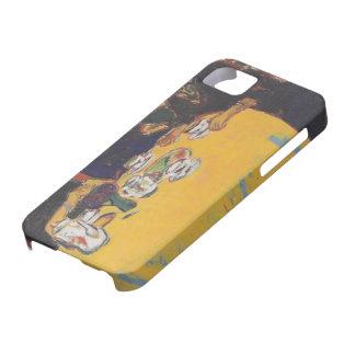 Ernst Ludwig Kirchner- Coffee Drinking Women iPhone 5 Case
