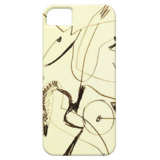 Ernst Ludwig Kirchner: Harnessed Team iPhone 5 Cover