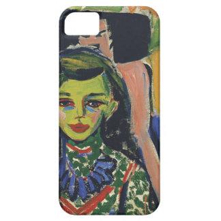 Ernst Ludwig Kirchner Masterpiece iPhone SE/5/5s Case