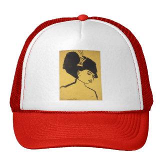 Ernst Ludwig Kirchner- Milliner with Hat