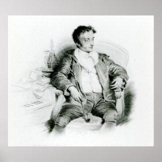 Ernst Theodor Amadeus Hoffmann Poster