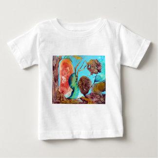 ERNSTHAFTES SPIEL IM INNEREN ERDTEIL BABY T-Shirt