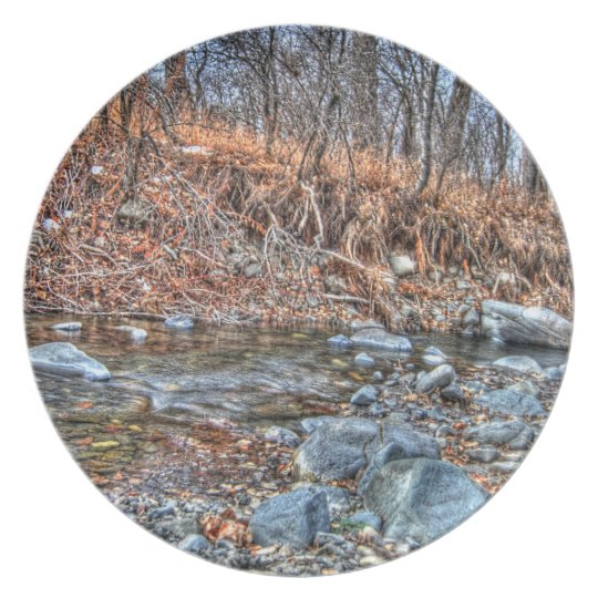 Eroded Creek Bed Plate