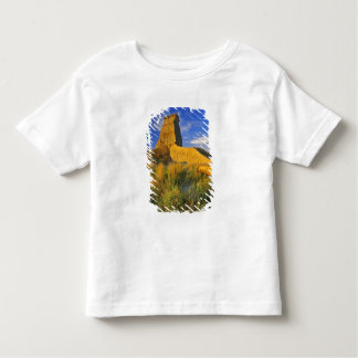 Eroded Monument in the Little Missouri Toddler T-shirt