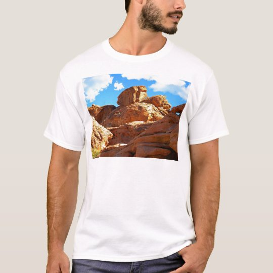 Eroded Red Sandstone T-Shirt