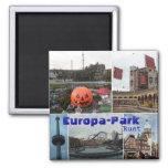 EropaPark, Europa-Park, Rust Fridge Magnet