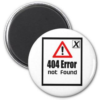 erorr 404 not found magnet