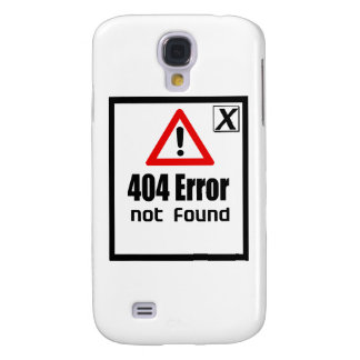 erorr 404 not found samsung galaxy s4 cover