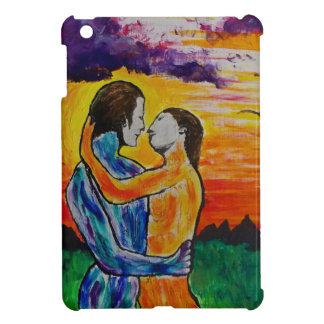Eros and Psyche at sunset iPad Mini Covers