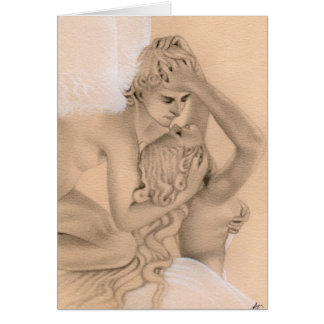 Eros and Psyche Card