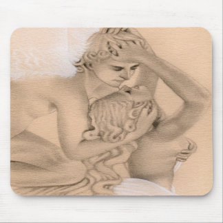 Eros and Psyche Mousepad