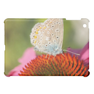 eros blue with closed wings iPad mini covers
