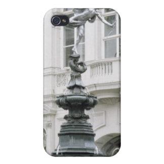 Eros, circo de Piccadilly iPhone 4 Fundas