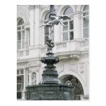 Eros, circo de Piccadilly Tarjetas Postales
