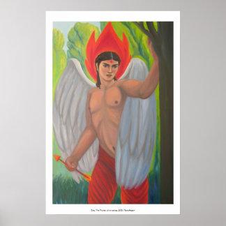 Eros, el cazador póster