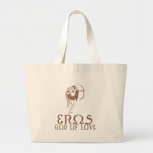Eros Jumbo Tote Bag