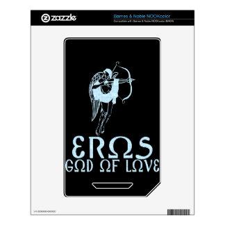 Eros NOOK Color Skin