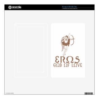 Eros Kindle Fire Skins
